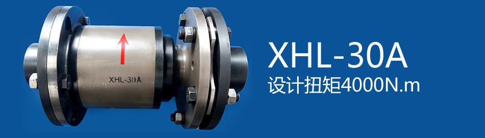 XHL-30A设计扭矩4000N.m