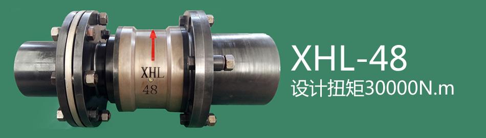 XHL-48设计扭矩30000N.m